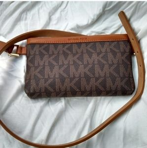 NWT MK Michael kors belt bag fanny pack